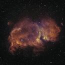 Soul nebula,                                Manuel Huss