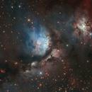 Messier 78,                                Toshiya Arai
