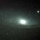Galassia di andromeda,                    pasqualebh