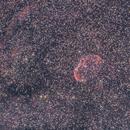 NGC 6888,                                  David Goldstein