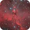 The pillars of creation,                                kvz_astrophotography