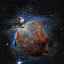 M42 Orion Nebula,                                Omar Martinez