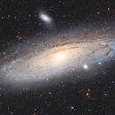 Galassia di Andromeda,                                Elio - fotodistelle.it