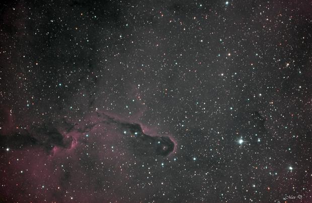 IC1396,                                Spoutnik17