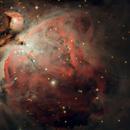 M42 Nebulosa de Orión,                                Ernesto Arredondo