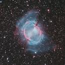 M27 The Dumbbell Nebula,                                astro_m