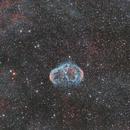 Crescent Nebula, NGC 6888,                                Aurelio55