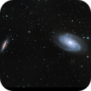 M81 e M82 Galassie di Bode,                                Andrea Pistocchin...