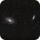 M81 - Bodes Galaxy and M82 - Cigar Galaxy,                                douglupardus