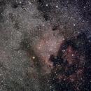 NGC 7000  The North American Nebula,                                Ray Heinle
