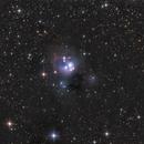 NGC 7129  T 250 f/4  /  ATIK ONE  /  AZEQ6,                                Pulsar59