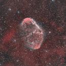 NGC6888,                                Le Mouellic Guillaume