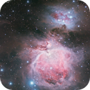 M42  - Orion Nebula - ASI 071mc pro (first light),                                Blackstar60