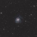 M101,                                SkyEyE Observatory