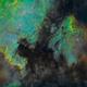 NGC 7000,                                Tudor Chibacu