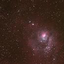 M20 Trifid Nebula,                                Andy Devey