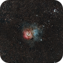 Trifid Nebula - M20,                                TC_Fenua