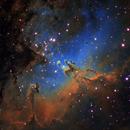 Eagle Nebula (M16),                                  Andrea Ferri