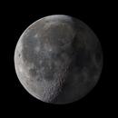 Moon 20-10-2019,                                  Bert Scheuneman