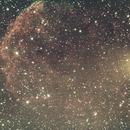 Jellyfish Nebula - Work in Progress,                                Nick Miles