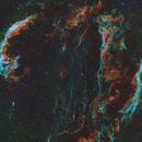 Veil Nebula,                                equinoxx