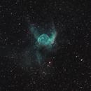 NGC 2359   Thor's Helmet,                                Jasi_16