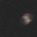 M27, Dumbell Nebula,                                rveregin