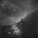 IC 434, ha Einzelbild, Test,                                mdohr