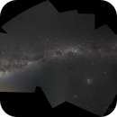 South Milky Way - from Sagittarius up to Orion,                                Luca D'Avino