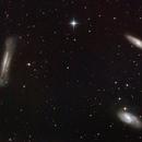 M65, M66 and NGC3628, Leo triplet,                                Alvaro Fornas