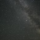 Milky Way from Nebraska,                                Miguel Garcia