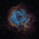 Rosetta Nebula - False Colours,                                Olaf Fritsche