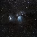 M78 - A reflection nebula in Orion,                                David Milligan