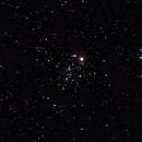 NGC 457 Owl Cluster,                                G. Valdes