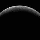 Waxing Crescent Moon,                                James Muehlner
