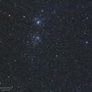 Double cluster in Perseus ,                                alpheratzlaboratory