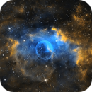 NGC 7635 - Bubble Nebula (SHO),                                  Frank Breslawski