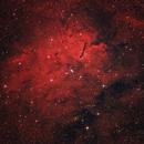 NGC 6820,                                Morris Yoder