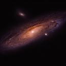 Starless M31,                                David McGarvey