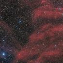 Lynds Bright Nebula 381 in Cygnus - HaLRGB,                                  Steve Milne