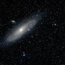 Andromeda Galaxy,                                Bernhard Himmer