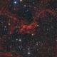 Sh2-114 The Flying Dragon Nebula,                                Jens Zippel