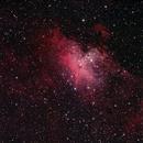 M16 - Eagle Nebula and Pillars of Creation,                                Orestis Pavlou
