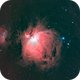 Orion Nebula M42,                                Gregory Peterson