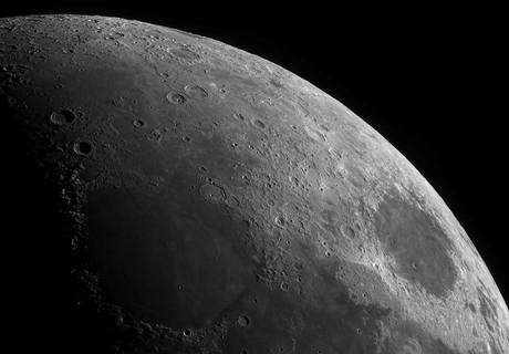 Ausschnitt Mondmosaik,                                  SilberBrain