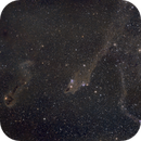 LDN 1251, LDN 1235 Dark Nebula Widefield,                                aalbi