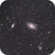 M81 and M82 Widefield,                                Spencer Hurt