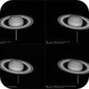 Storm on saturn,                                Marc PATRY