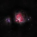 Messier 42 - Orion Nebula,                                Cluster One Obser...