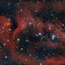 IC 1848 - Soul Nebula closeup,                                  Michael S.